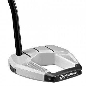 TaylorMade Spider S Chalk Single Bend