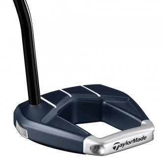 TaylorMade Spider S Navy Single Bend