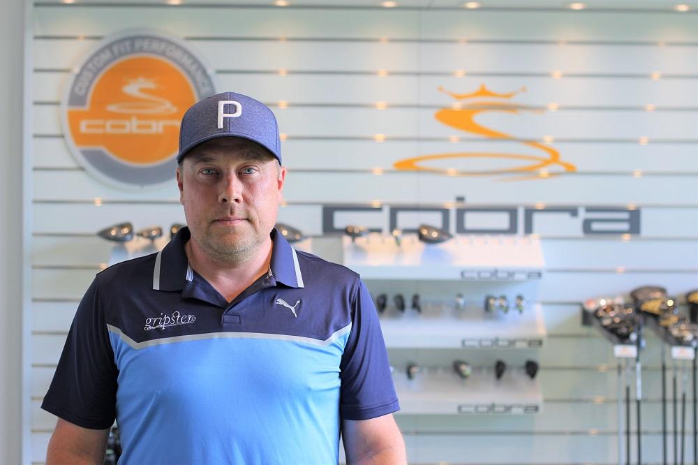 Golf Centerin Mika Saastamoinen